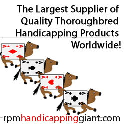 Thoroughbred Handicapping Products