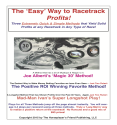 The Easy Way To Racetrack Profits