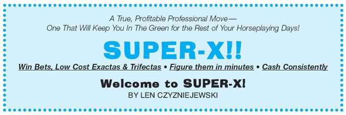 SUPER-X!!