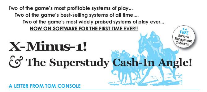 X-Minus-1/Superstudy Software!