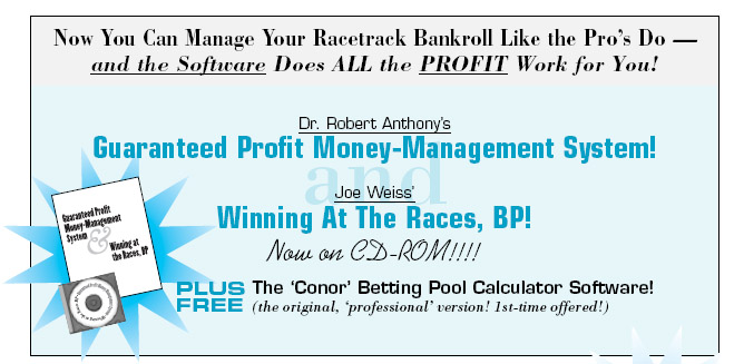 Guaranteed Profit Money-Management System!
