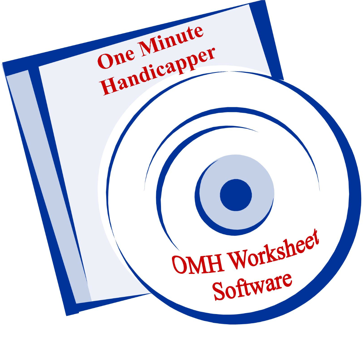 One Minute Handicapper Software #4772