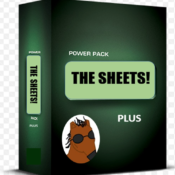 Vinnie The SHEET'S Power-Pack Software!!  True 'sheets' technology packed into one Awesome piece of Software!!!