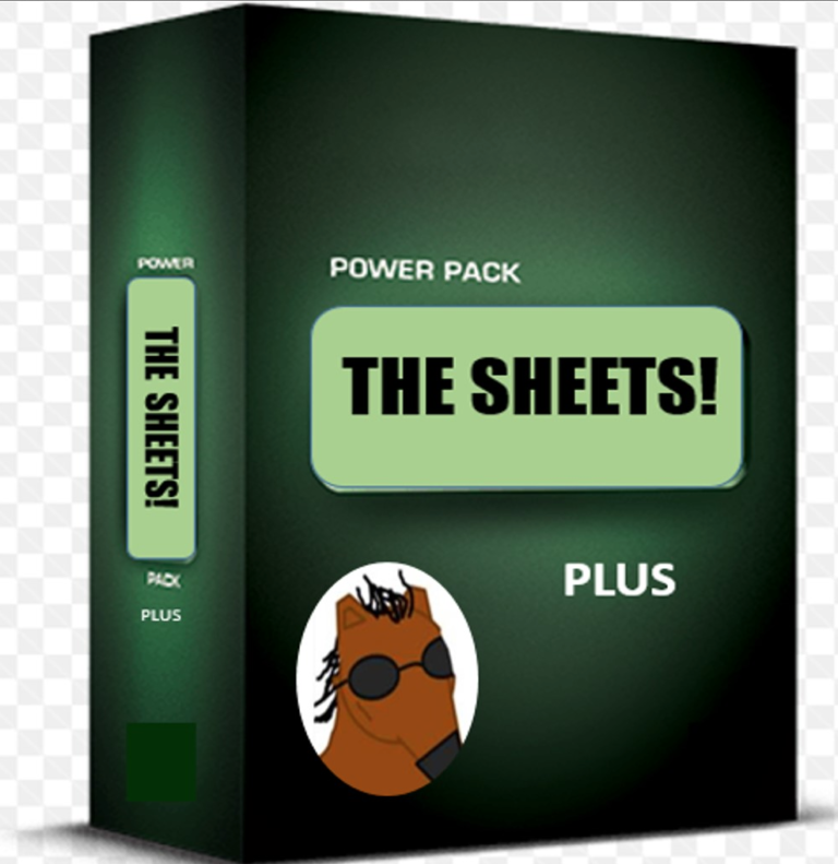 Vinnie The SHEET'S Power-Pack Software!!