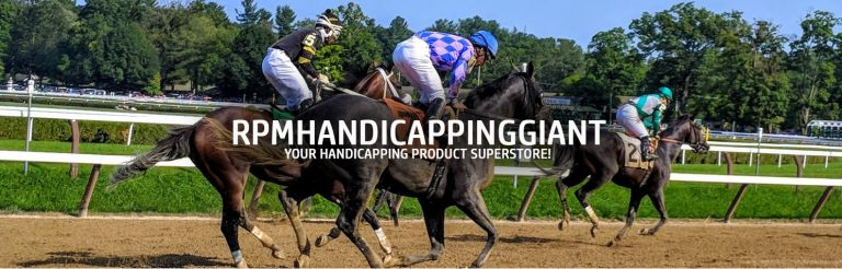 RPM Handicapping Giant Coupons